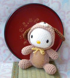 Crochet amigurumi Pattern  Zodiac Dog Kitty  toy by ZodiacGurumi, $4.50