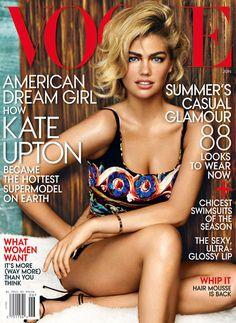 Kate Upton- Vogue