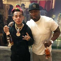 Reposting @onyxbandz: @50cent (Past/Present) co-signs @6ix9ine (Present/Future?)💯💯💯💯💯 #hiphop #music #rapper #love #beats #trap #artist #dj #soundcloud #art #pop #song #dope #studio #mixtape #party #beat #instamusic #nyc #youtube #songs #new #entertainment #instagram #celebrity #facebook #instagramhub#twitter #instagood #worldstar