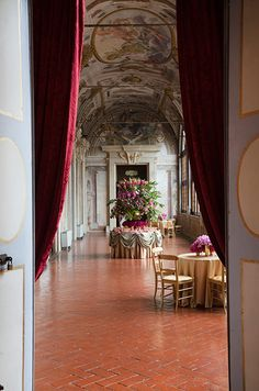 Italian, Palazzo Corsini, Arno River, Kanye West, Florence || Colin Cowie Weddings