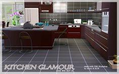 Kitchen Glamour by shino @ TSR