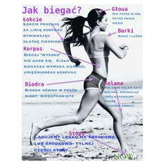 JAK BIEGAĆ Body Fitness, Health Fitness, Fitness Inspiration Body, Real Techniques, Self Improvement Tips, Thats The Way, Running Tips, Wellness Tips, Triathlon