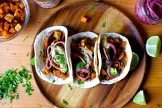sweet potato tacos – smitten kitchen