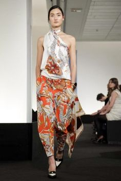Hermes Spring Summer Ready To Wear 2013 Paris