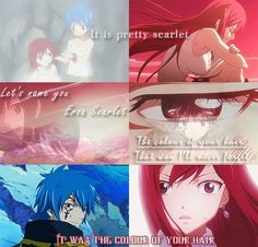 I just love Jerza so much. They are just PERFECT for each other. <3 Jelall x Erza