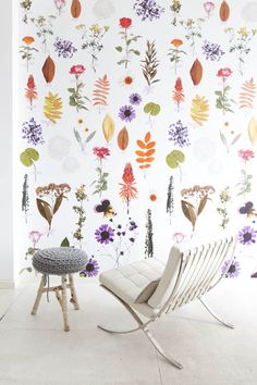 Wallpapers: Tapeten Trends 2013 - FLAIR fashion & home
