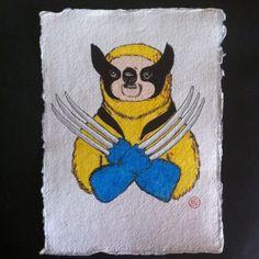 Wolverine Sloth
