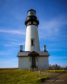 The Yaquina Head Lighthouse, Newport, OR.   If you like this photo please share it. And follow me on Facebook at: http://www.facebook.com/AventineImages  More Aventine Images at: Twitter: https://twitter.com/AventineImages Flicker: http://www.flickr.com/photos/aventineimages/ DeviantArt: http://aventine-images.deviantart.com/