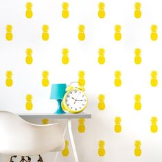 C Random, Pineapple Express, Worlds Of Fun, Decoration, New Trends, Wall Decals, The Unit, Shapes, Bird