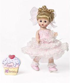 Madame Alexander Happy Birthday Blonde Doll