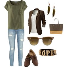 """""""Everyday"""" by pixigirl2416 on Polyvore"""