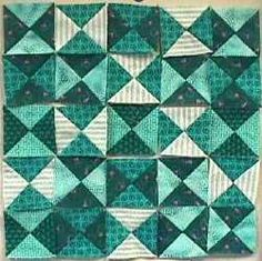 green quilts - Google Search