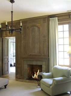 The Warmth of Wood - Design Chic