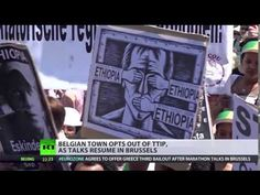 ▶ TTIP Is Only Discussed In Secrecy, I Wonder Why - YouTube