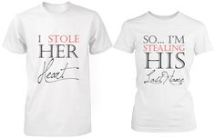 matching t shirts couples - Buscar con Google