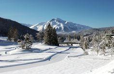Seefeld Austria; Langlauf & Biathlon a famous place!