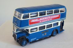 EFE 10114 Double Deck Model Bus 101 Post War AEC Regent RT Bradford City Transport, issued April 1992 by Exclusive First Editions 1:76 http://etsy.me/2D4mH2x #art #collectorsmodel #noveltygiftsmen #vintagemodel #collectibles #automobilia #modelbus #efe #aecregentrt