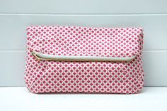 anykind: fold-over clutch