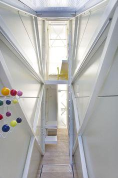 世界一細い家は幅1200mm。