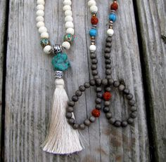 108 Bead Mala Necklace