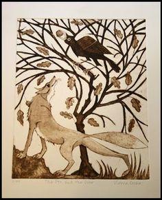 Fox and Crow - Victoria Keeble