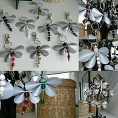 Drygonfly reflectors Diy Jewelry, Projects To Try, Christmas, Gifts, Gift Ideas, Bricolage, Yule, Xmas, Presents