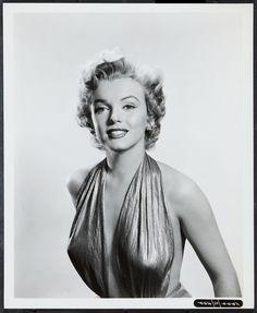 Marilyn Monroe, 1952 by Bruno Bernard