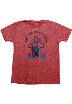 Habitat Future-In-Flames - titus-shop.com  #TShirt #MenClothing #titus #titusskateshop