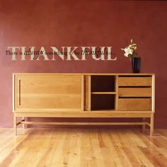 There Is always Something Thankful - Beautiful Wall Decals