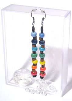 chakras earrings