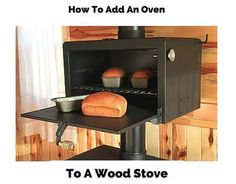 Have you ever thought about cooking on your wood stove? most the time people just cook by placing a frying pan onto of the stove b ut what if i could tell you that i found this great article that shows us how to install your own over. I stumbled upon a few different ways to cook with a wood stove but nothing came close to the Baker's Salute Oven. You can pick up a Baker's salute oven here.