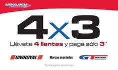 Lona sencilla promoción 4x3