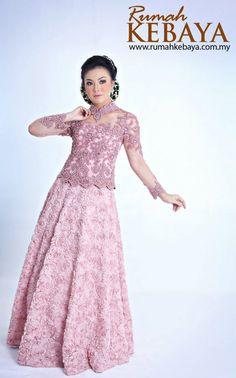 Gaun long dress muslim bali