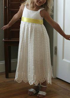 Ravelry: YarnTheory's Cali's Flower Girl Dress
