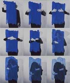 Arte no feminino - Helena Almeida | Uma Rapariga Simples