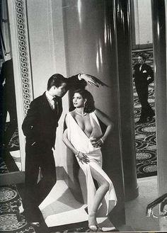 Fierce Gia Carangi by Francesco Scavullo for Vogue Paris 1979.