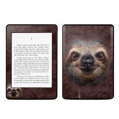 Sloth Kindle Cover