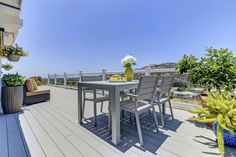 Composite decking for beautiful outdoor spaces. Browse TimberTech's range of low-maintenance composite decking boards. Deck Design Software, Deck Design Plans, Ipe Decking, Composite Decking, Outdoor Spaces, Outdoor Living, Outdoor Decor, Free Deck Plans, Stair Walls