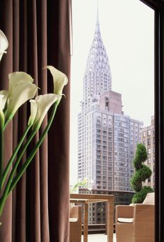 Truly unique amongst New York City hotels