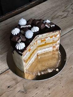 Wedding Cake Designs, Wedding Cakes, Cake Decorating Frosting, Hungarian Recipes, Fudge, Cookie Recipes, Tart, Healthy Snacks, Bakery