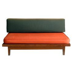 mexican modern love seat
