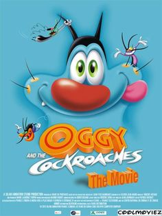 Oggy and the Cockroaches: The Movie (2013) Full Movie Download