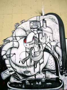 by how&nosm - cannibalismo dominicano (detail)