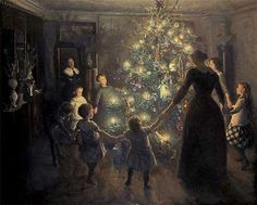 Of Kids and Christmas. Why we should make a big deal out of Christmas, and the examples we are setting for our kids.