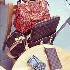 Love Louis Vuitton,Louis Vuitton handbags | See more about handbags, designer handbags and outlets.