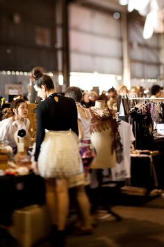 Mark Lobo Photography - Finders Keepers Market Melbourne Victoria Australia
