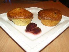 Különleges muffin receptek: Szilvás-túrós muffin