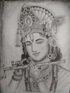 Who are the 8 waivers of load Krishna? Lord Krishna Sketch, Cool Drawings, Pencil Drawings, Drawing Anime Hands, Ariana Grande Drawings, Bal Krishna, Lord Vishnu Wallpapers, Krishna Painting, Step By Step Drawing