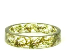 Forest Moss Bracelet
