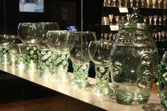 Rijksmuseum - Amsterdam -  collectie glaswerk. Foto: G.J. Koppenaal  - 20/1/2014